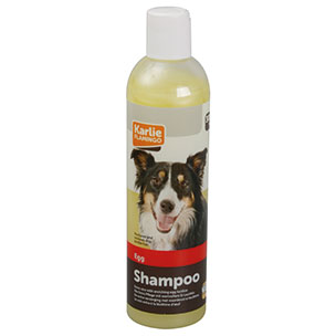 shampoing aux oeufs 300ml karlie chien les semailles. Black Bedroom Furniture Sets. Home Design Ideas