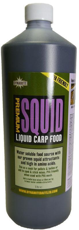 SQUID LIQUID 1L Dynamite Baits