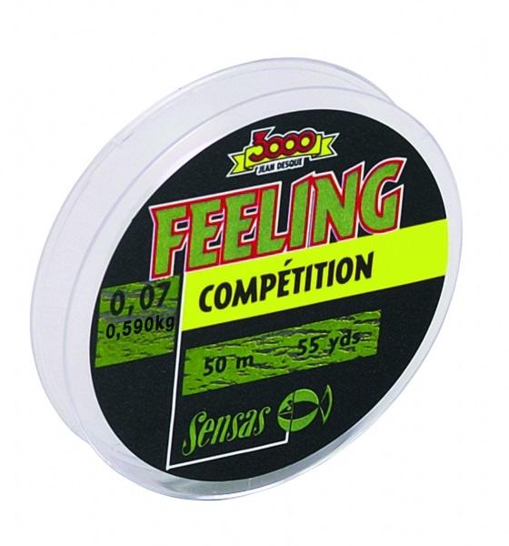 NYLON FEELING COMPETITION 50M Sensas