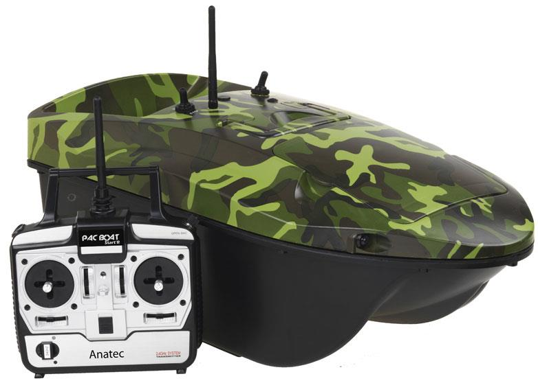 ANATEC PAC BOAT START`R EVO FOREST CAMO + SAC DE TRANSPORT Anatec