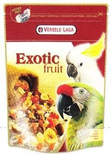 PERROQUET EXOTIC FRUIT MIX 600GR versele-laga