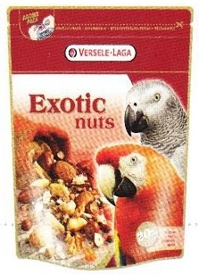 PERROQUET EXOTIC NUTS 750GR versele-laga